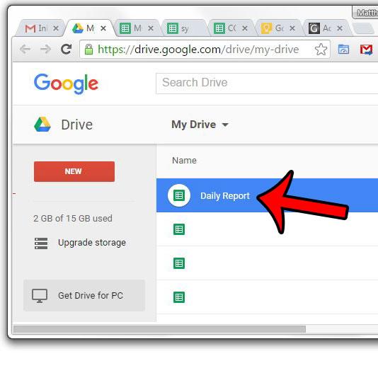 Как скачать таблицу Google в виде файла Excel