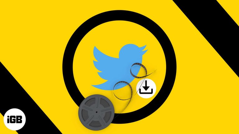 Как скачать видео из Twitter на iPhone и Android