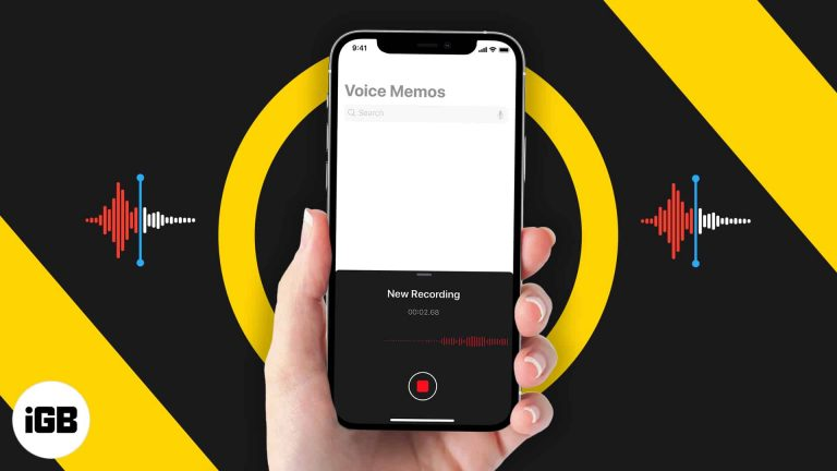 Как использовать голосовые заметки на iPhone и iPad (полное руководство)