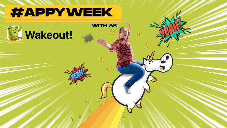 #AppyWeek с AK: Wakeout!  для быстрых домашних тренировок