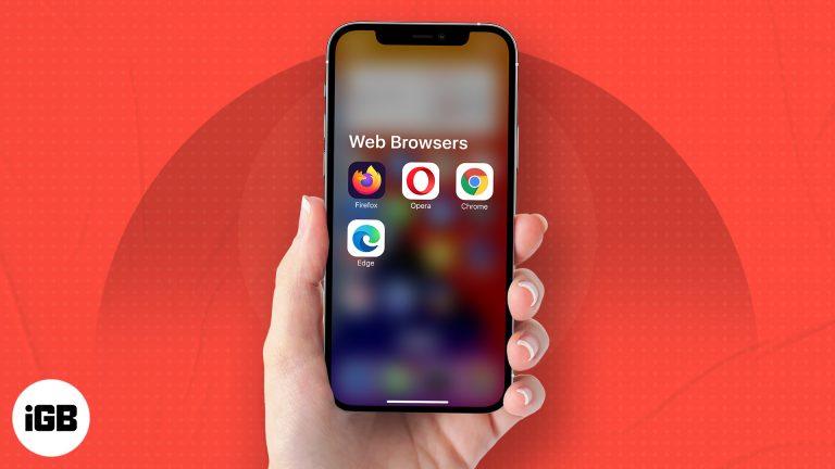 Лучшие альтернативы Safari для iPhone и iPad в 2021 году