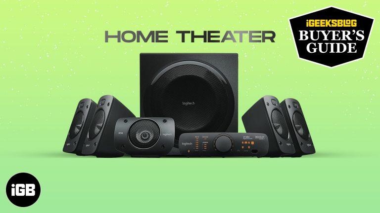 Лучшие системы домашнего кинотеатра 2021 года на любой бюджет