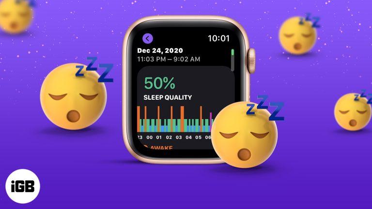 Лучшие приложения для отслеживания сна для Apple Watch в 2021 году