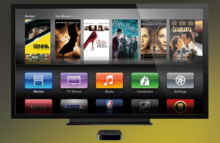 Как сделать снимок экрана на Apple TV с Mac