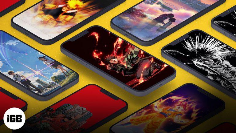 13 бесплатных аниме-обоев для iPhone в 2021 году (качество 4K)
