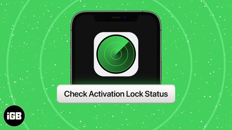 Как проверить статус блокировки активации iPhone на странице поддержки Apple
