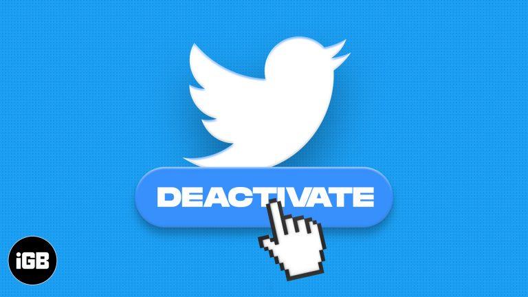 Как навсегда удалить свой аккаунт в Твиттере в 2021 году