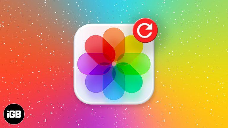 Как восстановить удаленные фотографии с iPhone или iPad в 2021 году