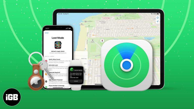 Apple Find My Network: как использовать и отказаться от нее