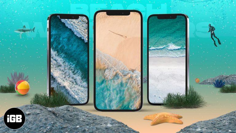 15 лучших пляжных обоев для iPhone в 2021 году (скачать бесплатно в HD)