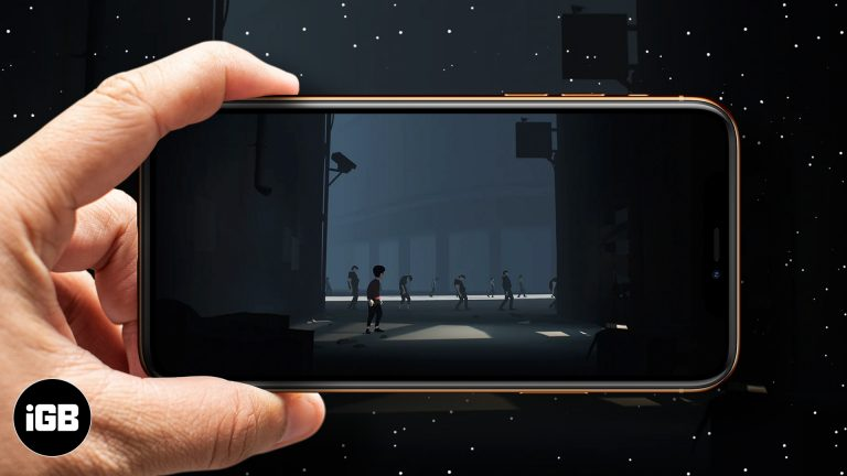 Лучшие инди-игры для iPhone, в которые стоит сыграть в 2021 году