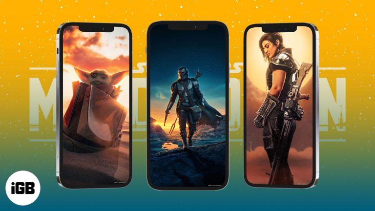 14 лучших мандалорских обоев для iPhone в 2021 году