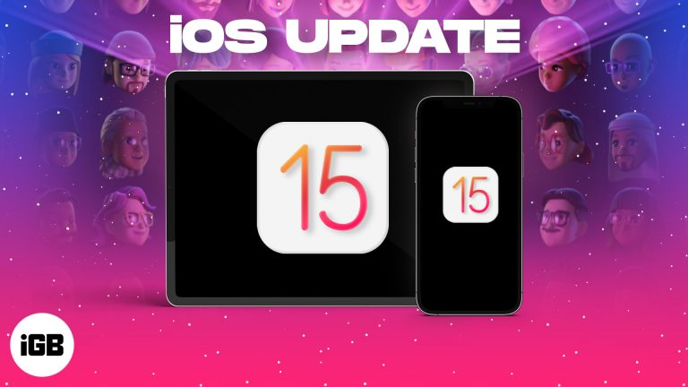 Как подготовить iPhone или iPad к бета-версии iOS 15 и iPadOS 15