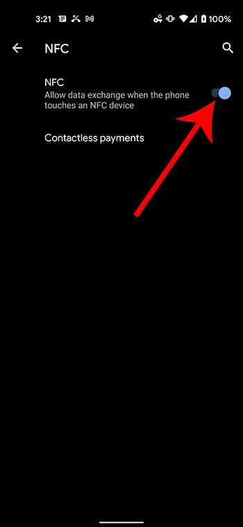 Как включить или отключить NFC на Google Pixel 4A