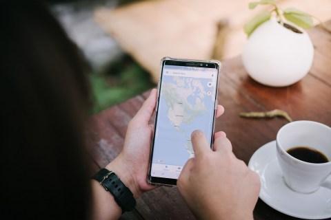 Как увидеть высоту на карте Google