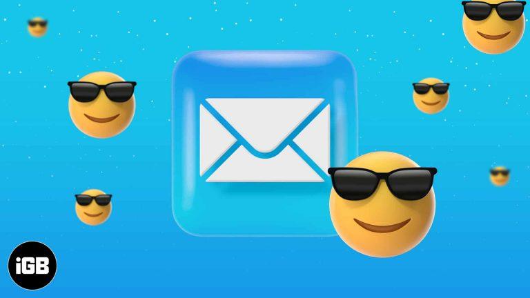 18 советов по использованию приложения Apple Mail на iPhone или iPad на профессиональном уровне
