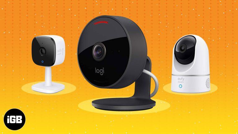 Лучшие защищенные видеокамеры HomeKit в 2021 году