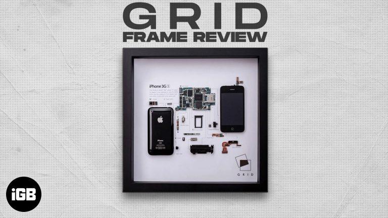 Обзор Grid 3GS: разобранный корпус iPhone для ботаников Apple
