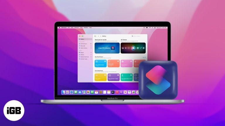 Как создавать и использовать ярлыки в macOS Monterey: руководство для начинающих