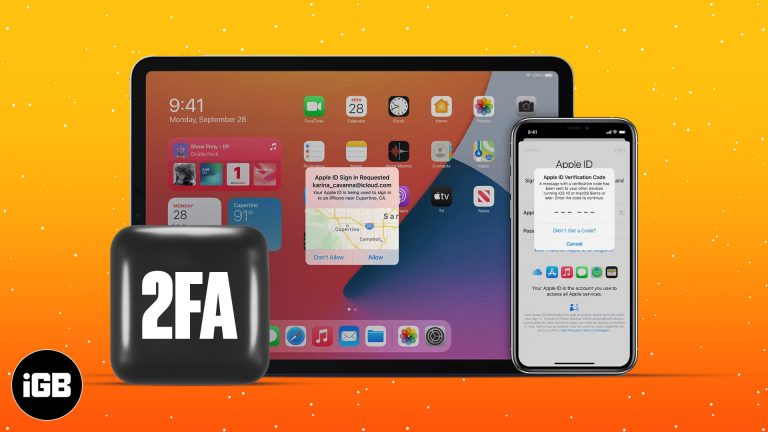 Как использовать встроенный аутентификатор паролей iOS 15 на iPhone