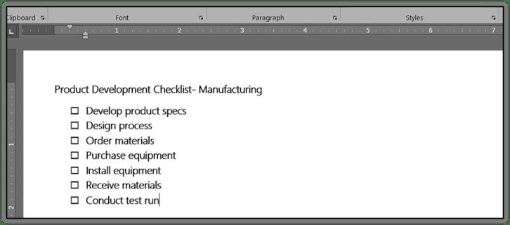 Лучшие способы установить флажок в документе Word