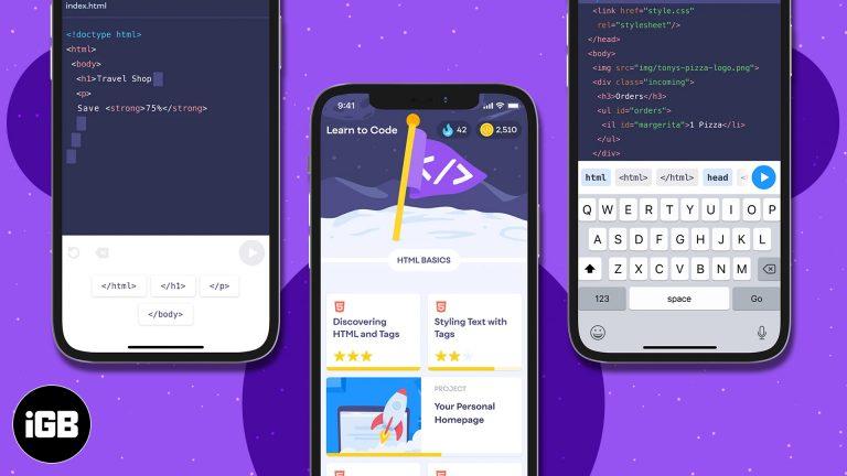 Лучшие приложения для программирования для детей на iPhone и iPad в 2021 году
