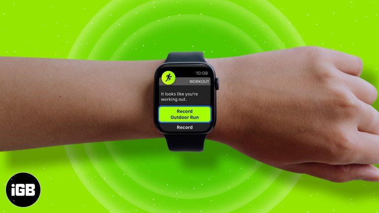 watchOS 8: Как использовать AssistiveTouch на Apple Watch