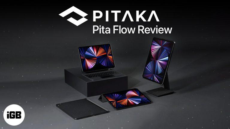 Pita! Flow для iPad: продукты с магнитным приводом для повышения производительности