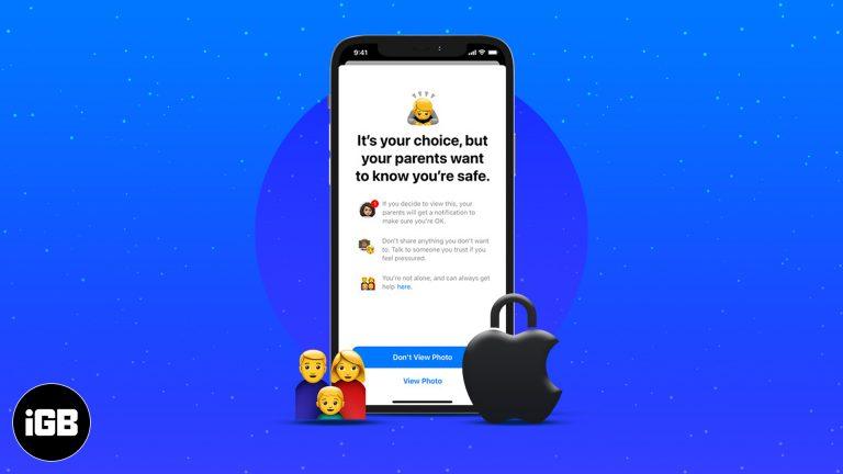 Функции ограничения CSAM от Apple: бэкдор к конфиденциальности?