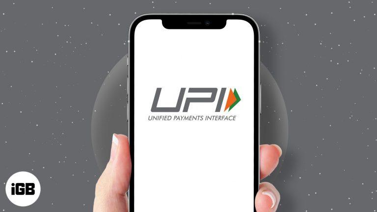 10 лучших приложений UPI для iPhone в Индии, которым можно доверять