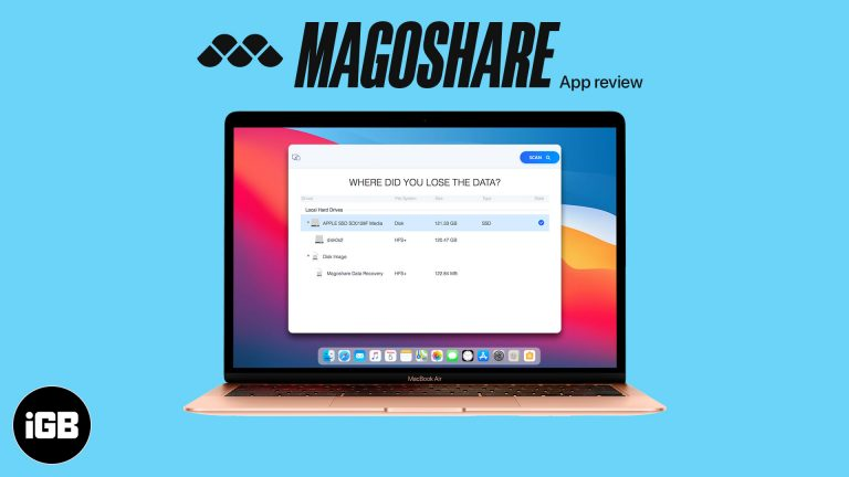 Обзор Magoshare Data Recovery для Mac: мощный и эффективный инструмент