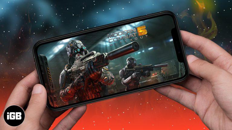 7 альтернативных игр PUBG для iPhone и iPad