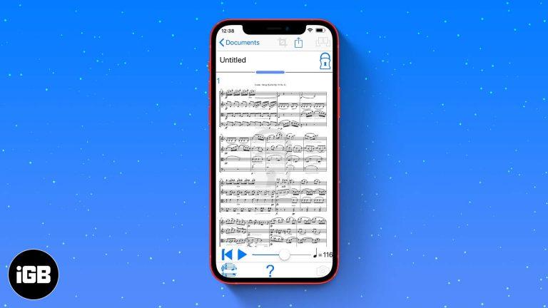 Лучшие приложения для музыкантов на iPhone и iPad в 2021 году