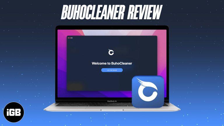 BuhoCleaner: чистое приложение для нового Mac