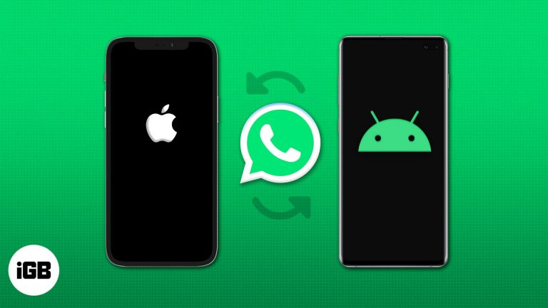 Как перенести данные WhatsApp с Android на iPhone (2021 г.)
