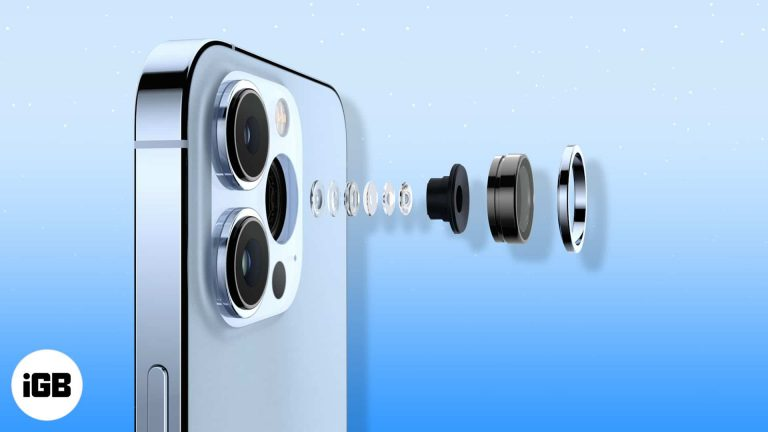 Новые функции камеры iPhone 13: что особенного?
