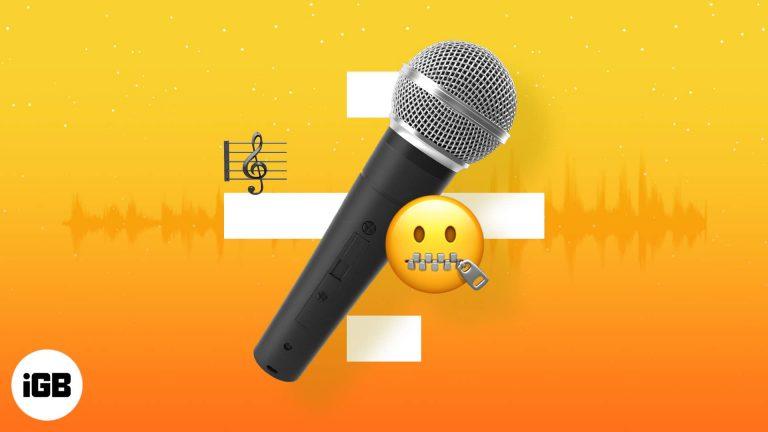 Как удалить вокал из любой песни на Mac за 5 простых шагов