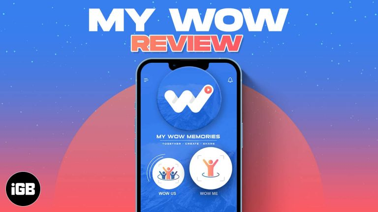My Wow: Event Video Maker для iPhone